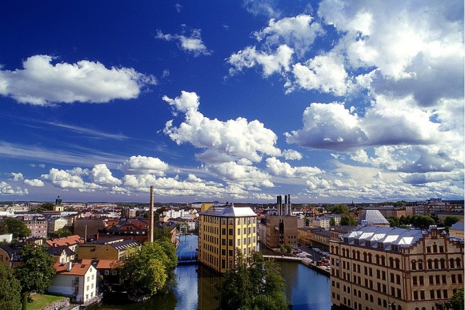 Workshops and mid-term check at Linköping University, Sweden