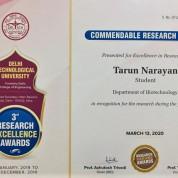 Tarun Prize