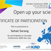 Eurodoc Conference